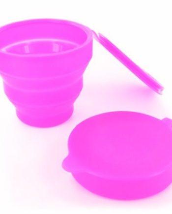 91D-197878 - SexyPlay.es  Esterilizador de copa menstrual rosa