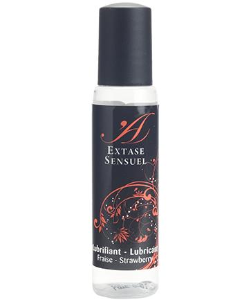 91D-205220 - SexyPlay.es  Extase sensuel lubricante fresa viajes 35ml