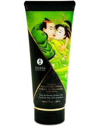 91D-205880 - SexyPlay.es  Shunga crema masaje pera & té verde 200ml