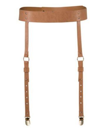 91D-211037 - SexyPlay.es  Bijoux indiscrets maze liguero marrón