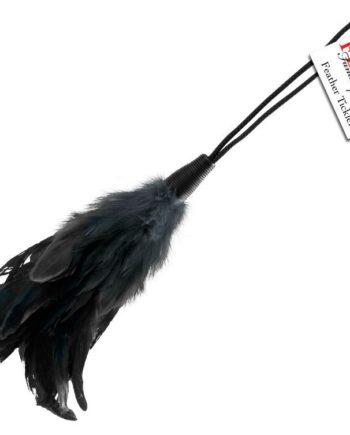 91PD2166-23 - SexyPlay.es  Fetish fantasy series pluma negro