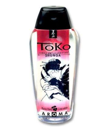 91D11-201221 - SexyPlay.es  Shunga toko aroma lubricante cereza ardiente.