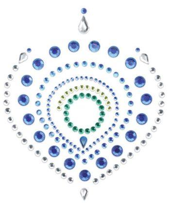 91D55-21767 - SexyPlay.es  Bijoux indiscrets flamboyant azul&verde