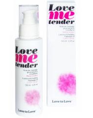 91D-202890 - SexyPlay.es  Love to love me tender masaje & efecto calor sabor a nubes algodon 100ml
