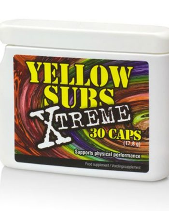 91D-211450 - SexyPlay.es  Cobeco yellow subs xtreme energia con cafeina 30 caps