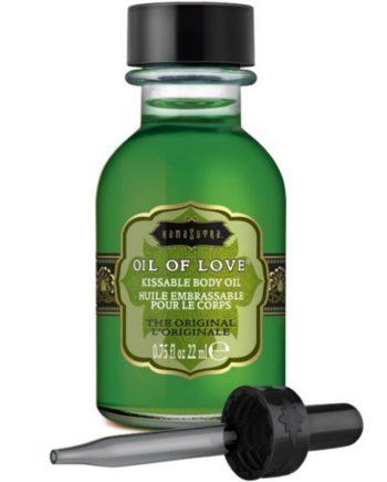 91D-215305 - SexyPlay.es  Kamasutra oil of love aceite comestible especial preliminares - the original  22 ml