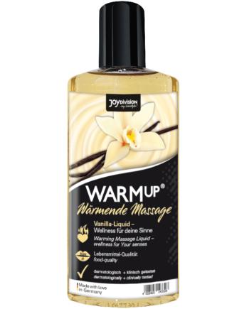 91D-215765 - SexyPlay.es  Aceite de masaje efecto calor vainilla 150ml