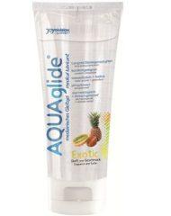91D11793 - SexyPlay.es  Aquaglide lubricante sabor exotico 100 ml