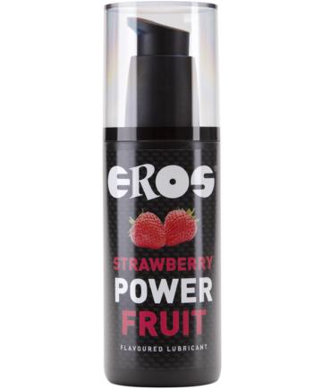 91D-203256 - SexyPlay.es  Eros fresa power fruit lubricante 125ml