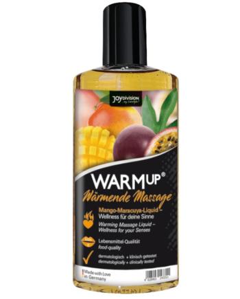 91D-214789 - SexyPlay.es  Aquaglide - warmup aceite de masaje mango+maracuya 150 ml