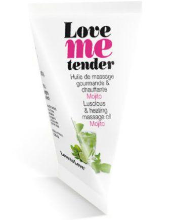 91D-208966 - SexyPlay.es  Love me tender aceite masaje sensua estimulante mojito 10ml