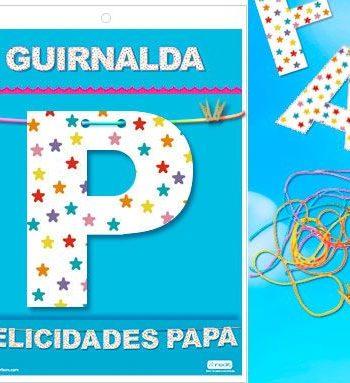 91D-210097 - SexyPlay.es  Guirnalda felicidades papa (cartulina 220gr)