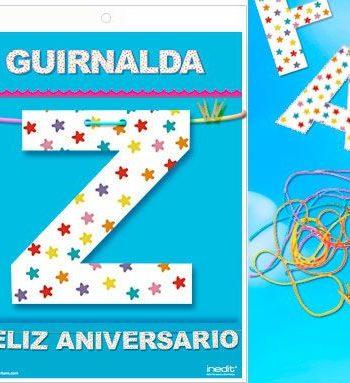 91D-210098 - SexyPlay.es  Guirnalda feliz aniversario (cartulina 220gr)