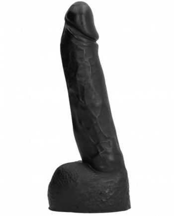 91D-197909 - SexyPlay.es  All black  dildo  fisting 22 cm