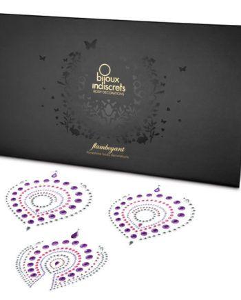 91D-22138 - SexyPlay.es  Bijoux indiscrets flamboyant lila&rosa