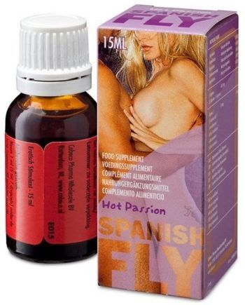 91D-207395 - SexyPlay.es  Cobeco spanish fly gotas hot passion 15ml