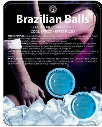 91D-212716 - SexyPlay.es  Brazilian balls efecto frio 2 unidades