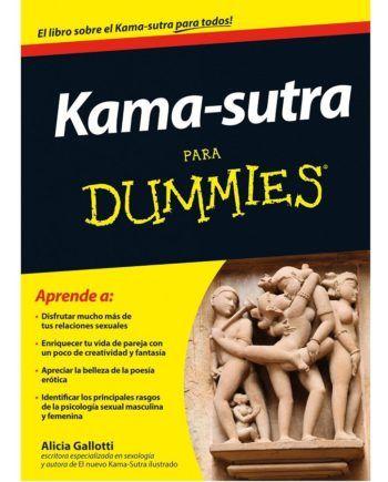91D-801059 - SexyPlay.es  Kamasutra para dummies ( libro)