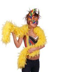 91D-805064 - SexyPlay.es  Boa plumas amarillo 1.83 cm