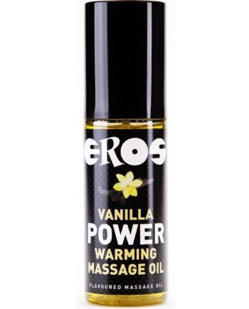 91D-203251 - SexyPlay.es  Eros vanilla power aceite masaje e.calor 100ml