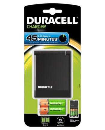 91D-219140 - SexyPlay.es  Duracell cargador rapido 45min. + 2xaa 1700mah + 2xaaa 750mah