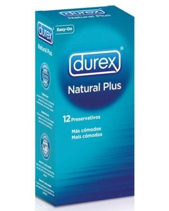 91D-194982 - SexyPlay.es  Durex natural plus 12 unidades