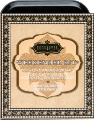 91D-221048 - SexyPlay.es  Kamasutra weekender tin kit vanilla cream vainilla