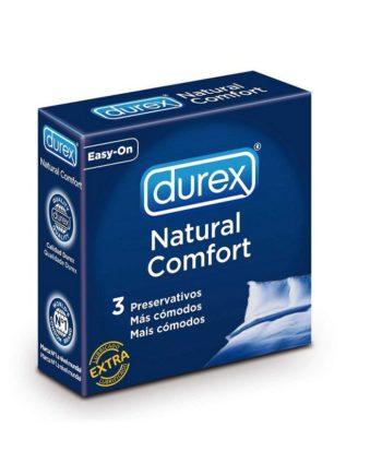 91D-194973 - SexyPlay.es  Durex natural comfort 3 unidades
