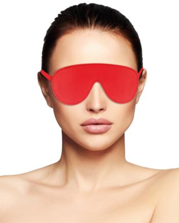 91D-221144 - SexyPlay.es  Darkness  máscara / antifaz high quality rojo