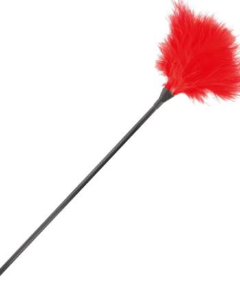 91D-221176 - SexyPlay.es  Darkness pluma estimuladora rojo 42cm