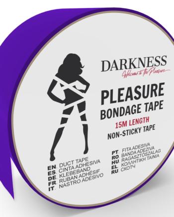 91D-221256 - SexyPlay.es  Darkness cinta para bondage lila no pegajosa 15m