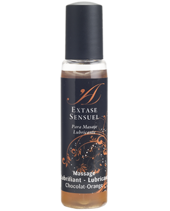 91D-205221 - SexyPlay.es  Extase sensuel lubricante chocolate-naranja viaje 35ml