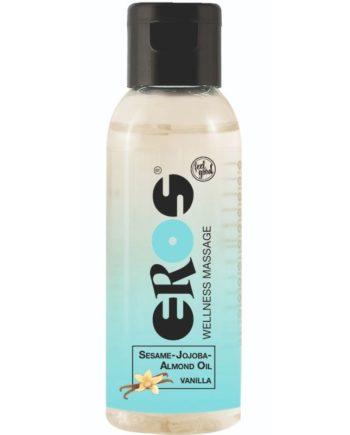 91D-221681 - SexyPlay.es  Eros wellness aceite masaje vainilla 50 ml