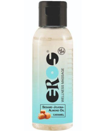 91D-221686 - SexyPlay.es  Eros wellness aceite masaje caramelo 50 ml
