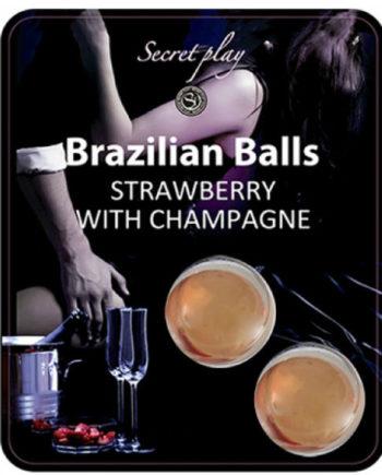 91D-212714 - SexyPlay.es  Set 2 brazilian balls fresas con cava