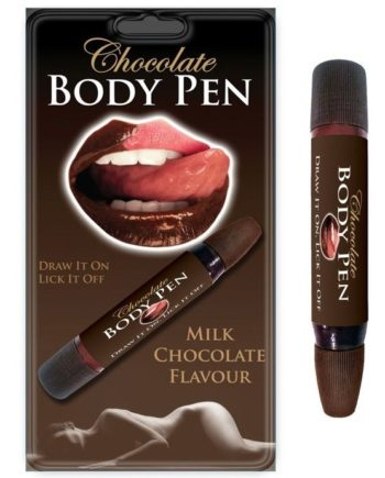 91D-219515 - SexyPlay.es  Spencer chocolate body pen