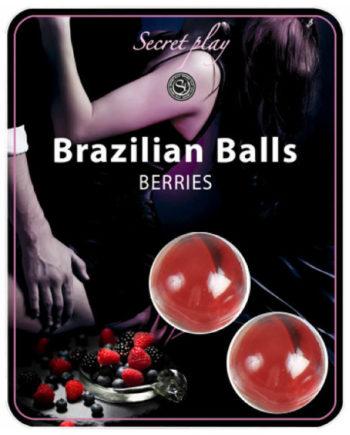 91D-197610 - SexyPlay.es  Brazilian balls frutas del bosque set 2 bolas