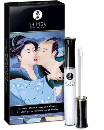 91D-202776 - SexyPlay.es  Shunga el divino arte del placer oral agua de coco