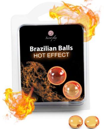 91D-207774 - SexyPlay.es  Brazilian balls efecto calor 2 unidades