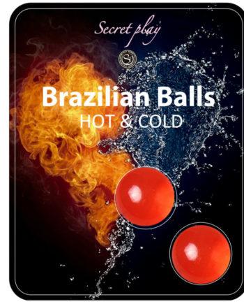 91D-214074 - SexyPlay.es  Brazilian balls efecto calor & frio  2 unidades
