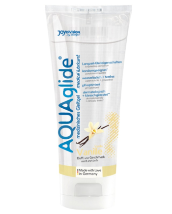 91D-214787 - SexyPlay.es  Aquaglide - vainilla lubricante base agua 100 ml