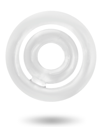 91D-222070 - SexyPlay.es  Addicted toys potenz set anillos pene clear