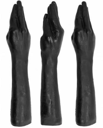91D-197910 - SexyPlay.es  All black puño gigante fisting 40cm