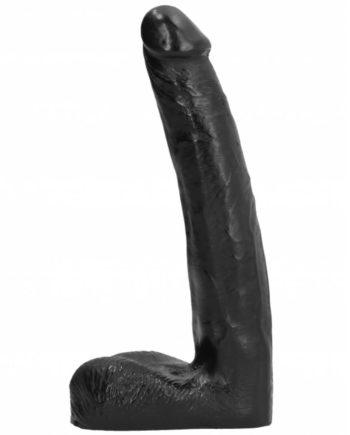 91D-216236 - SexyPlay.es  All black dildo realistico 21cm