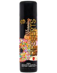 91D-219661 - SexyPlay.es  Wet lubricante efecto calor donuts 89 ml