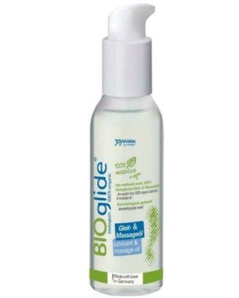 91D-220490 - SexyPlay.es  Bioglide lubricante-aceite de masaje organico 125 ml