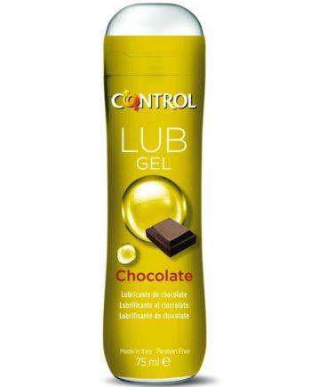 91D-220495 - SexyPlay.es  Control lub gel lubricante chocolate 75 ml
