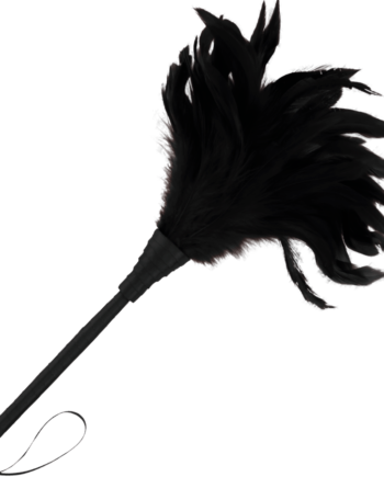 91D-221177 - SexyPlay.es  Darkness pluma estimuladora negro lux