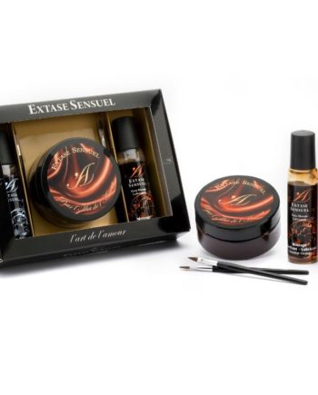 91D-208474 - SexyPlay.es  Extase sensual kit coffret chocolat afrodisiac
