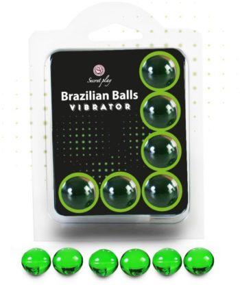 91D-222213 - SexyPlay.es  Secretplay set 6 brazilian balls vibrator